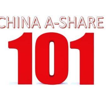 China A-Share's 101 [2019-05-20 - 2019-05-24]